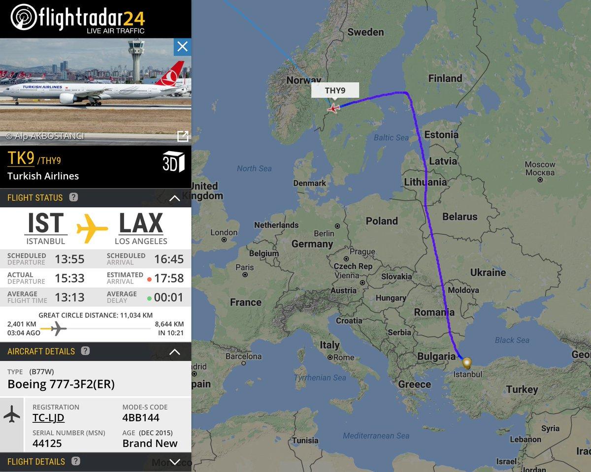 FlightRadar24  Nasıl Kullanılır