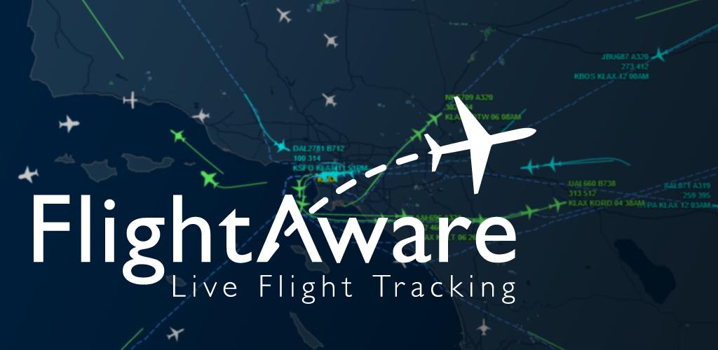FlightAware フライトトラッカー