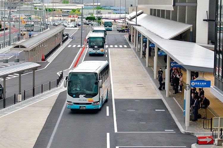 伊丹空港 バス